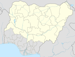Location of Northern Nigeria