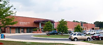 Hyattsville, Maryland - Northwestern High School