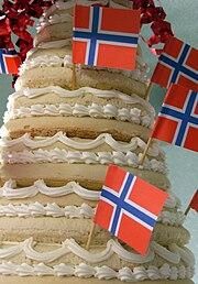 NorwegianKransekake