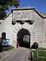 Nothe Fort Entrance, Weymouth in Dorset.jpg