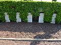 Noyelles-Godault (Pas-de-Calais) tombes de guerre de la CWGC.JPG