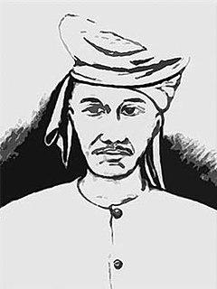 Nuku Muhammad Amiruddin Indonesian sultan