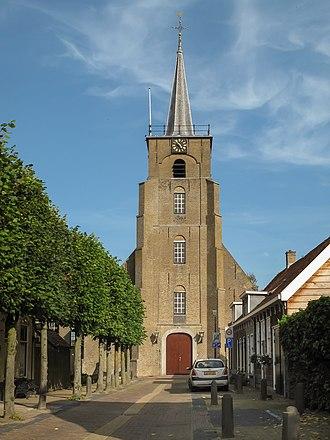 Numansdorp - Numansdorp, Church