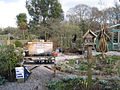 Nursery garden, Sandford Orleigh Farm - geograph.org.uk - 1733206.jpg