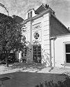 nutsgebouw, achtergevel - enkhuizen - 20071027 - rce