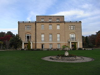 Nutwell historic manor in Devon, England