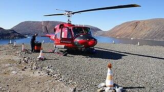 Nuussuaq Heliport