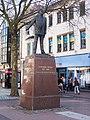 Nye Bevan in Cardiff Queen Street - geograph.org.uk - 624472.jpg