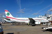 OD-MRN - A320 - MEA