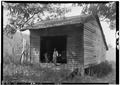 OLD CARRIAGE HOUSE, N. E. - David Wade House, Bob Wade Lane, Huntsville, Madison County, AL HABS ALA,45- ,1-12.tif