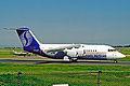 OO-DJP 4 B.Ae 146-RJ85 SN Brussels Airlines MAN 09SEP04 (12150059885).jpg