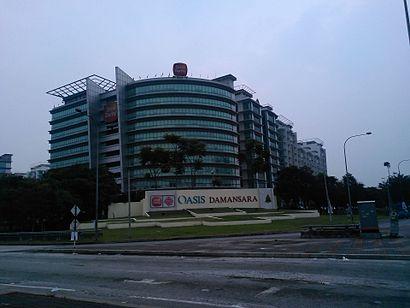 Bagaimana untuk pergi ke Ara Damansara dengan pengangkutan awam - Tentang tempat tersebut