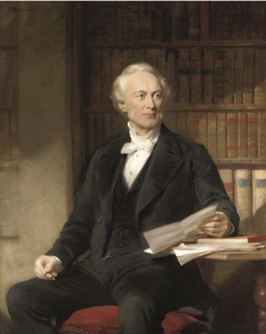 Octavius Wigram - Wigram by George Richmond