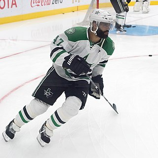 Johnny Oduya ice hockey player from Sweden