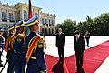 Official welcome ceremony was held for President of Turkmenistan Gurbanguly Berdimuhamedow 6.jpg