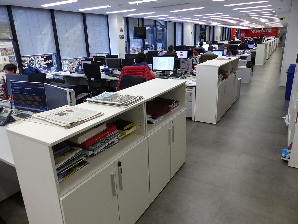 Archivo oficinas de el confidencial en pozuelo de alarc n for Oficinas envialia madrid