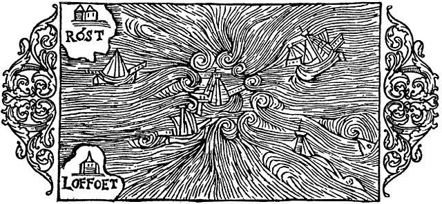 Image result for maelstrom olaus magnus