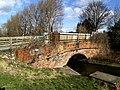 Old Brick Bridge over Barmston Drain - geograph.org.uk - 706824.jpg