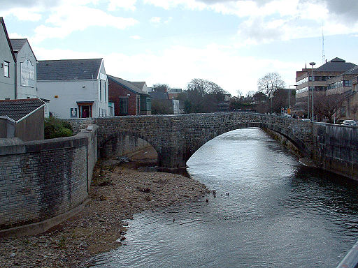 Old Bridge Bridgend