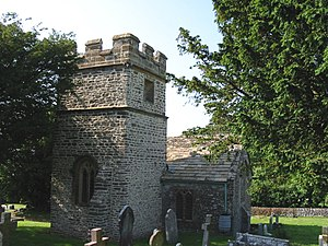 Holy Trinity Old Church, Bothenhampton - Image: Old Church of Holy Trinity, Bothenhampton geograph.org.uk 93878