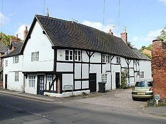 Sutton Bonington - Image: Old House, Sutton Bonington geograph.org.uk 10404