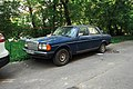 Old Mercedes W123 sedan in Moscow (30585860483).jpg