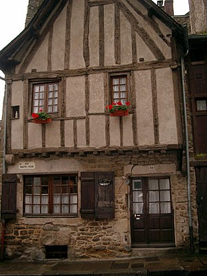 Old french house