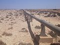 Old pipe-line project, Derna-Tobruk road.JPG