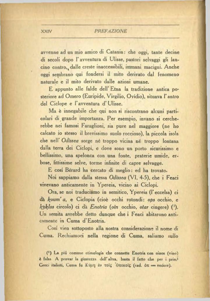 Pagina Omero L Odissea Romagnoli I Djvu 23 Wikisource