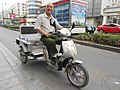 On the Corner of Zhongshan and Sihou, Kaifeng, Henan, China, A Nice Chinese Man - panoramio.jpg