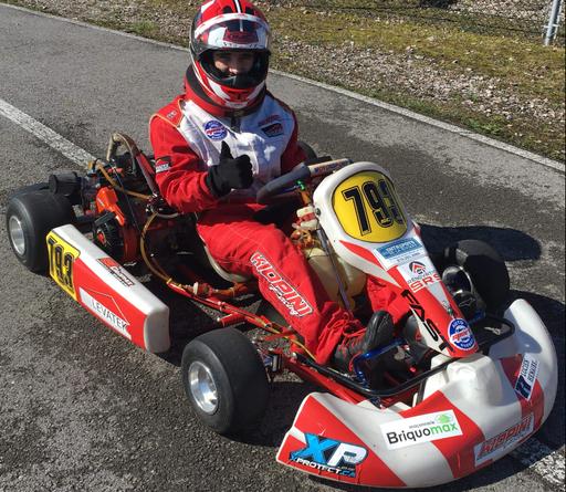 Ontario Karting Track