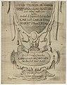 Ontwerp voor een cartouche op het oude grote orgel in de de Grote of St, Inventarisnummer NL-HlmNHA 52001342.JPG