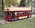 Open-top tour bus at Castle Coch - geograph.org.uk - 904763.jpg