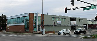 Open Media Foundation - The foundation's main building at 700 Kalamath Street in Denver.