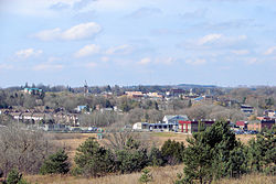 Skyline of Orangeville