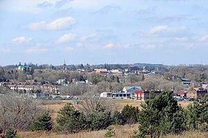 Orangeville, Ontario - Image: Orangeville ON