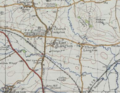 Ordance Survey Map of East Langton.PNG