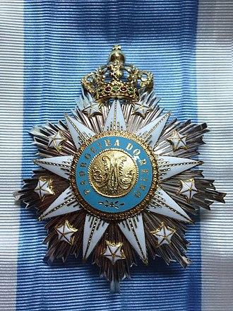 Order of the Immaculate Conception of Vila Viçosa - Image: Order Villa Viçosa