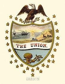 俄勒冈州州徽