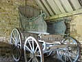 Ornate coach at Snowshill Manor - geograph.org.uk - 925263.jpg