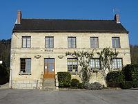 Orrouy (60), mairie-école, rue Montlaville.jpg