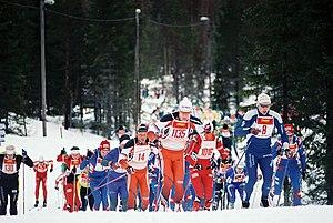 Orsa Grönklitt - Orsa Grönklitt Ski Marathon, March 5, 2008