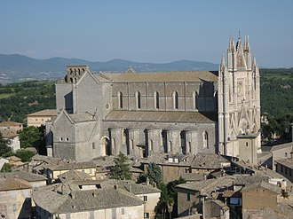 Province of Perugia - Image: Orvieto cattedrale 02