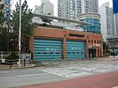 Osan Fire Station Rescue Fire House.JPG