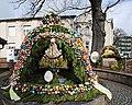 Osterbrunnen in Thalheim, Deutschland IMG 0243WI.jpg