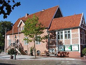 Otterndorf - Otterndorf Town hall
