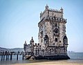 Outside Belem's Tower.jpg