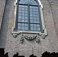 Overzicht van een venster met festoen - Middelburg - 20383193 - RCE.jpg