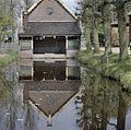 Overzicht zomerhuis van boerderij , achtergevel - Bodegraven - 20372665 - RCE.jpg