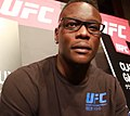 UFC Light Heavyweight Ovince Saint Preux